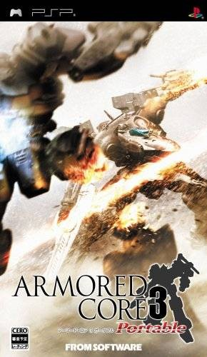 Jeux PSP Armored Core 3 Portable [USA]