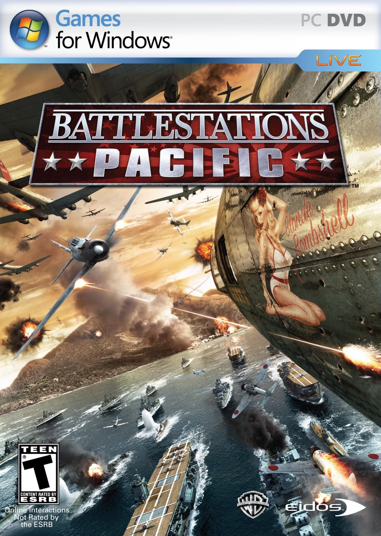 Battlestations Pacific Español Full [Multi.7] 49b957493ebfe