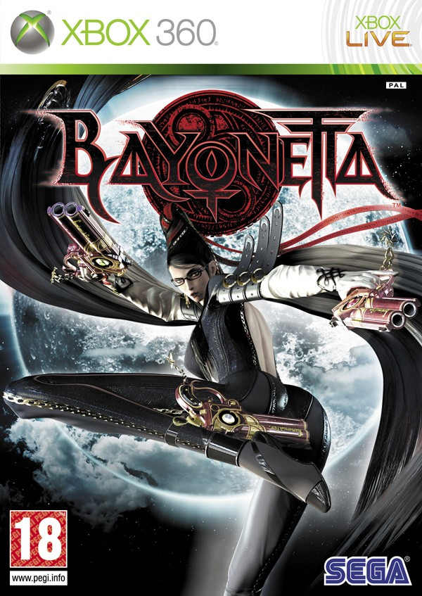 Bayonetta de SEGA 4a93c1fb7f06e
