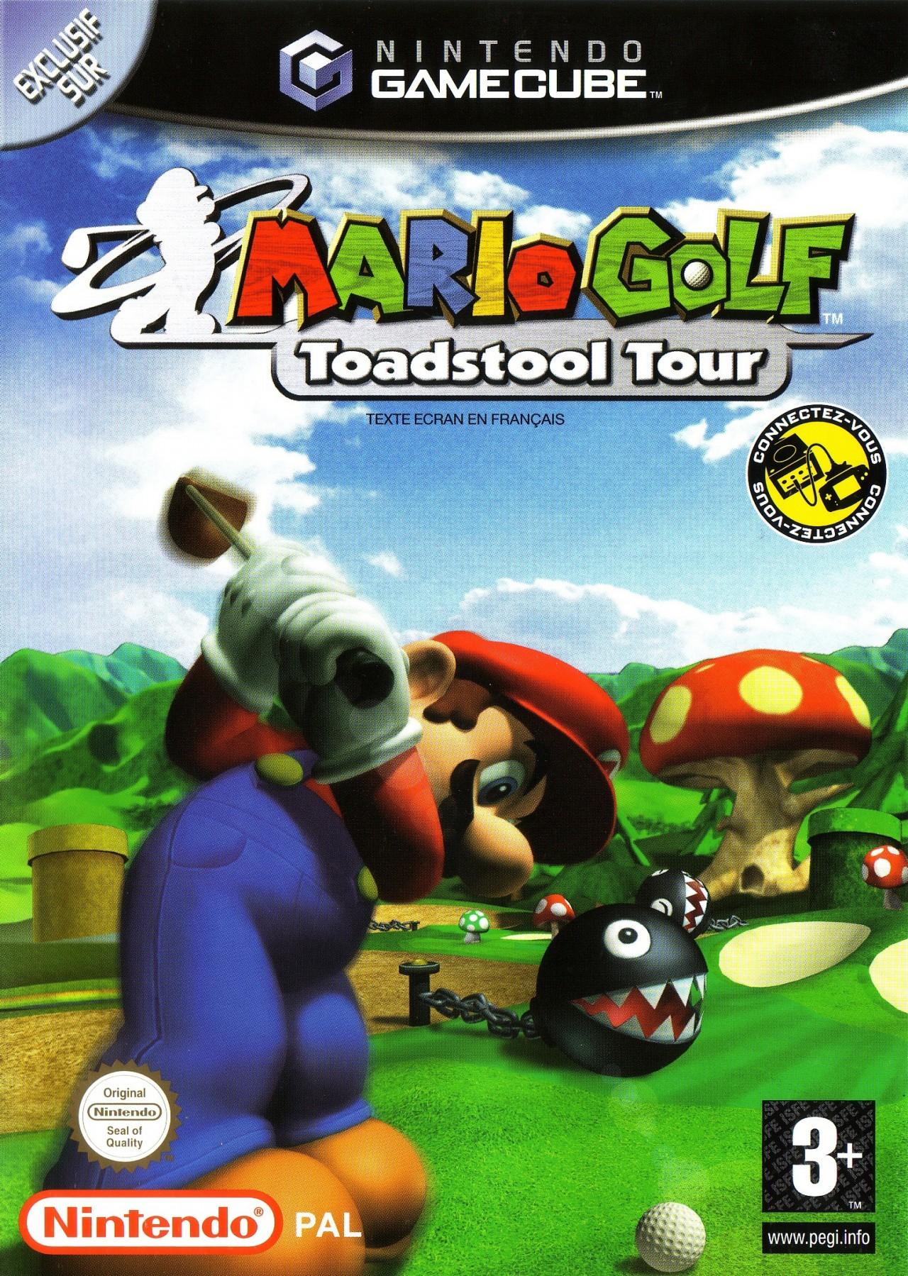 Mario Golf Tour Unlock Characters