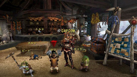 Monster Hunter : Airu Village   4c34ba2f9ac45