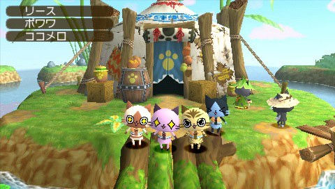 Monster Hunter : Airu Village   4c34ba30c92f4