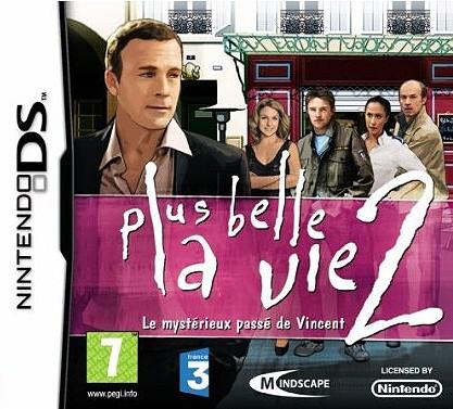 Plus Belle la Vie 2 : Le Mystérieux Passé de Vincent DS