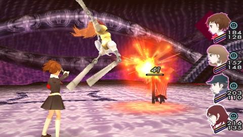 Shin Megami Tensei : Persona 3 Portable 4b58150487684